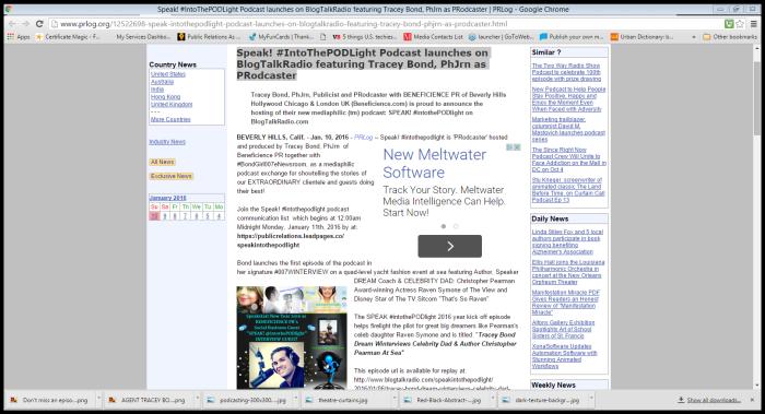 SPEAK intothePODlight podcast launch press release screenshot.png