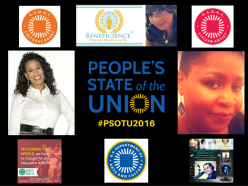 Tracey Bond, PhJrn Politics Government Beat PSOTU2016 Story - News Report Jan312016#BondGirl007eNewsRoom featuring guest story circle voices Mary Bomar and Traci S. campbell (1)