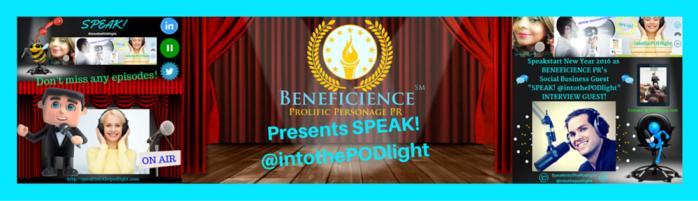 SPEAK! @intothePODlight