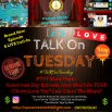LETS TALK ON TUESDAY PR Valentines Day Episode HOW MUCH Do your Clients Love You Lets count the ways on SpeakIntoThePodlight