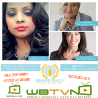 WBTVN.tv Womens Broadcast Television Network - Increasing Exposure - Getting Expsoure - Growing Exposure with Women For Women - Meet The WBTVN.tv Partners, Founders, Show Hosts and Chief